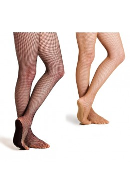 Mesh tights for dancing