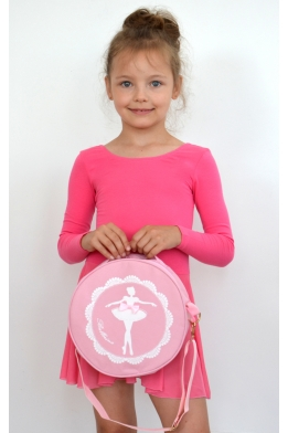 Dance bag  pink