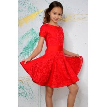 Juvenile dance dresses