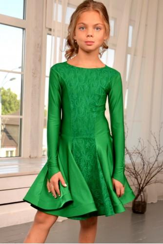 Бейсик для танцев зеленый