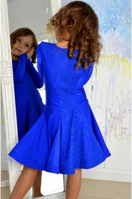 Бейсик для танцев синий