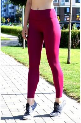 Basic leggings wine