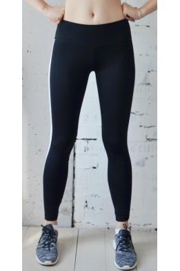 Yin Yang leggings black/white
