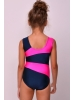 Lycra gymnastics leotard