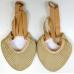 Ivari Sport half sole net shoe nude