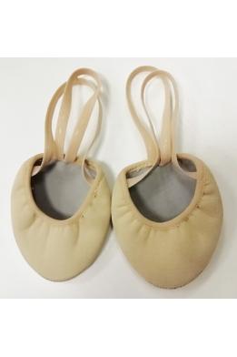 Lider half sole shoe alcantara
