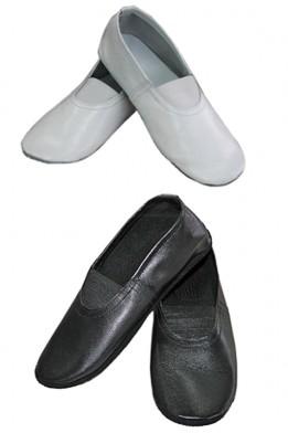 Ivari Sport leather full sole ballet shoes