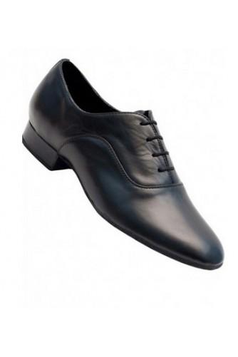 Туфли мужские Стандарт (черная кожа)