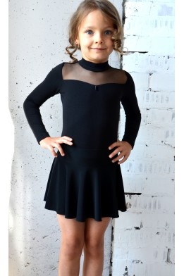 Dance basic skirt black
