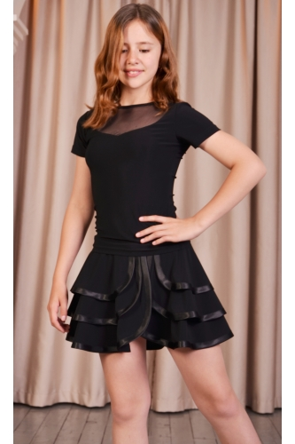 Dance skirt black