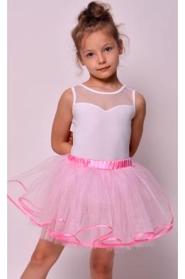 Tulle tutu skirt pink