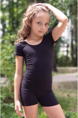 Полукомбинезон классический для танцев и гимнастики