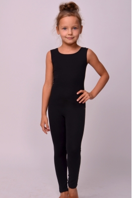 Unitard for dance and gymnastics